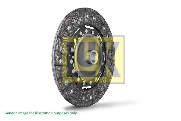 LuK 320 0137 10 Clutch Disc