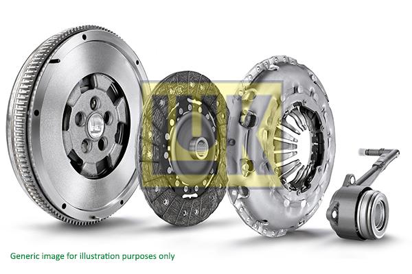 LuK 600 0149 00 Clutch Kit