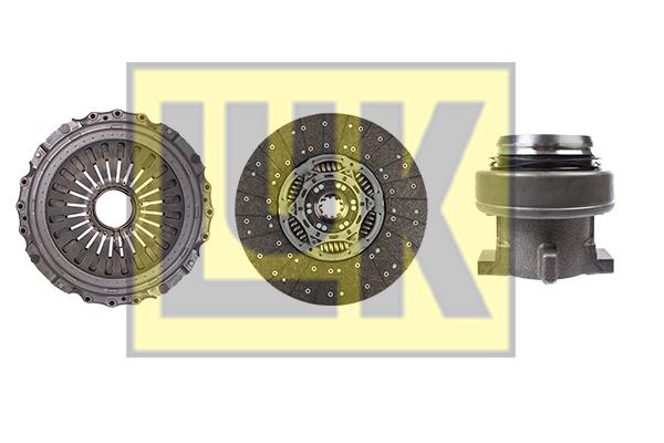 LUK 510 0249 10