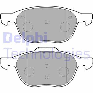 Delphi LP1869 Front brake pads Ford Mazda Volvo