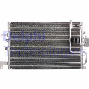 8FC 351 300-791 HELLA Condenser  air conditioning