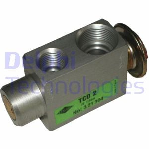Van Wezel 30001101 Expansion Valve Air Conditioning