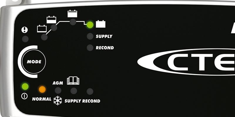 Batterilader CTEK MXS 7.0 Eurodel.no