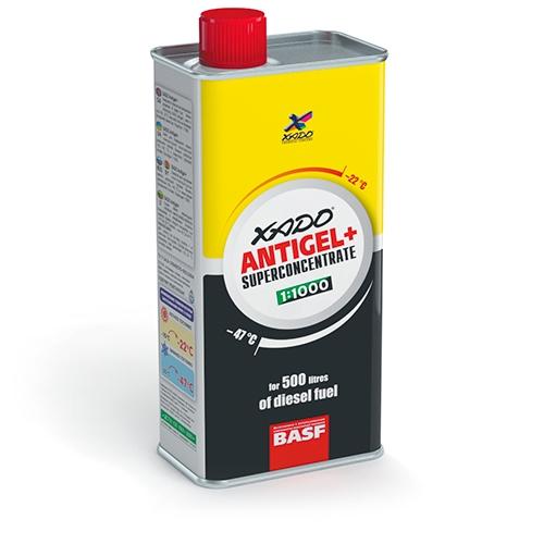 Bilde av Tilsetning Drivstoff Xado Antigel+ 500ml