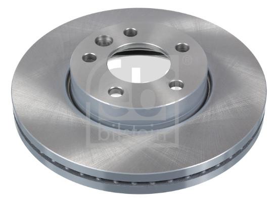 Set de 2 Febi 28504 Rotores de Discos de Frenos