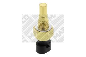 N/úmero de conexiones 2 temperatura del aceite HELLA 6PT 013 113-121 Sensor