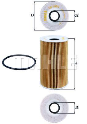 Bosch 1457429144 filtro de aceite