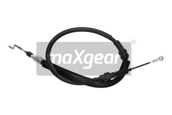 parking brake Metzger 10.7393 Cable