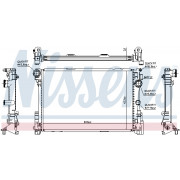 8MK 376 701-411 HELLA Radiator  engine cooling