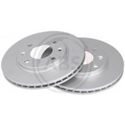 internally ventilated of Holes 4 2 Brake Disc No front febi bilstein 10316 Brake Disc Set