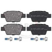 Set of 4 Brembo P23135 Rear Disc Brake Pad