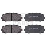 QH BP1584 Brake Pad Set