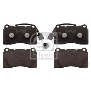 Ferodo FDB4307 Brake Pad Set disc brake set of 4