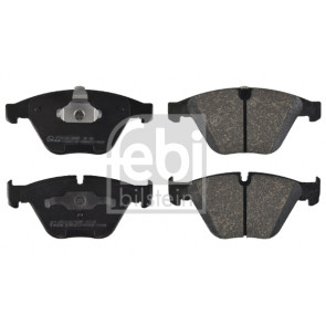NP2555 NATIONAL FRONT BRAKE PADS  FOR BMW X1