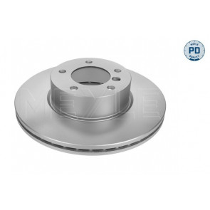 DF4807S TRW Brake Disc Front Axle