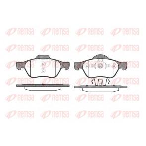 RENAULT MEGANE Brake Pads Set Front 7701206598 7701208183 7701209808 410600012R
