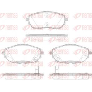 0 986 494 676 pour Toyota Auris Corolla BoschPlaquettes de freins avant