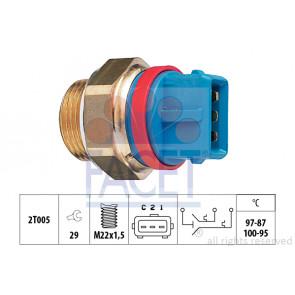 Febi-Bilstein 18808 Interrupteur de temp/érature ventilateur de radiateur
