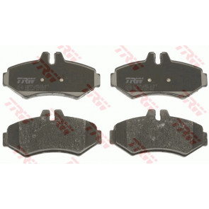 MERCEDES SPRINTER REAR  BRAKE DISC PADS  VALEO 872021