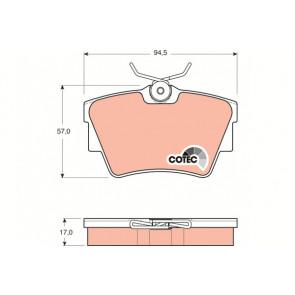 Genuine Delphi Coated Toyota Aygo OE Spec Front Discs and Pads Kit Premium