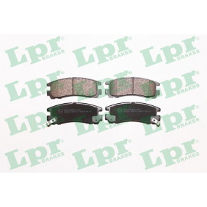 MDB1481 MINTEX Brake Pad Set disc brake rear