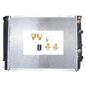 NISSENS Car Radiator For VOLVO 940 65531A