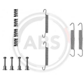 Mapco 9149 Juego de accesorios zapatas de freno