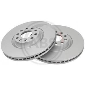Single TRW Brake Disc DF6060S