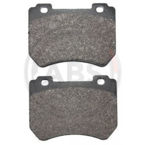 Set of 4 Brembo P23129 Front Disc Brake Pad