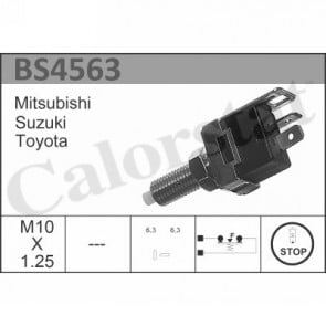 Lucas SMB408 Brake Light Switch for Toyota Mazda 121 323 626 VW Taro Mitsubishi