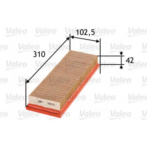 Bosch 1457433531 Air-Filter Insert