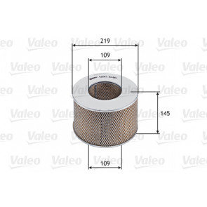 Blue Print ADT32258 Air Filter pack of one