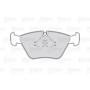 Ferodo FDB1073 Low Steel Disc Brake Pad Set