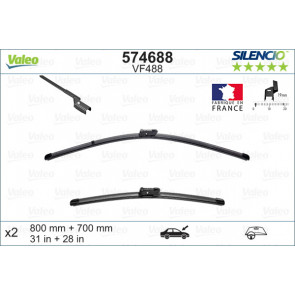 Valeo 574688 Windscreen Wiper Blades