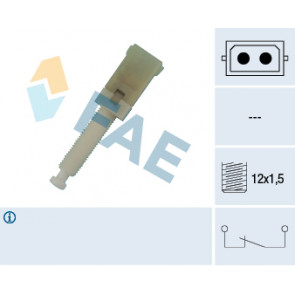 Interruptor de luz de freno 1196600700