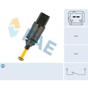 SWAG 62/93/7440/Interruptor de luz de freno