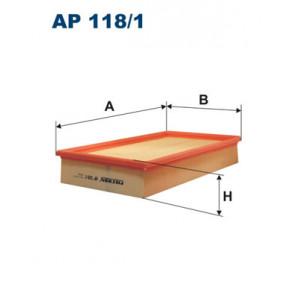 Luftfilter FILTRON AP118//5