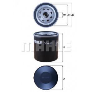 MAHLE ORIGINAL Ölfilter OC 405//3 Opel Astra Corsa Vectra Chevrolet SAAB