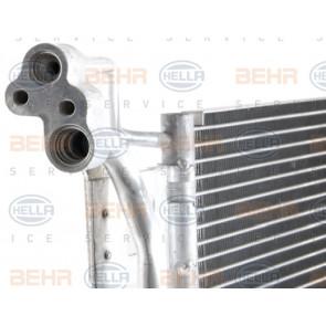 air conditioning BEHR HELLA SERVICE 8FC 351 300-391 *** PREMIUM LINE *** Condenser