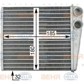 Valeo 812254 Heating