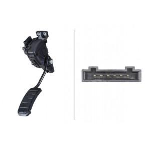 6PV 010 946-321 HELLA Sensor  accelerator pedal position