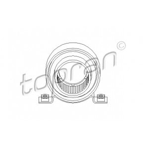 Meyle 614 030 0038 Engine Bearing