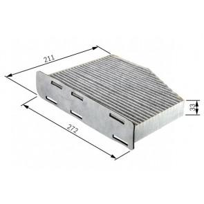 Magneti Marelli BCF157 Cabin Filter