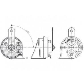 Bosch 6/033/FB1/214/Fanfare