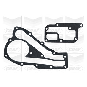 19 11 9 FWP1345 FIRST LINE WATER PUMP W//GASKET fits Renault 5