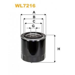 Bosch P3289 Filtre /à huile VAG
