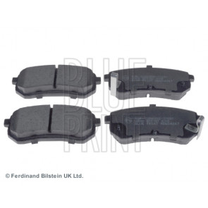 disc brake Rear Axle PA1578 Brake Pad Set