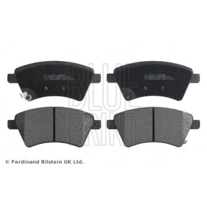 febi bilstein 37532 Brake Shoe Set with additional parts pack of two