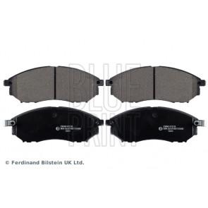 Brembo P56058 Brake Pad Set NISSAN MURANO NAVARA PATHFINDER QASHQAI
