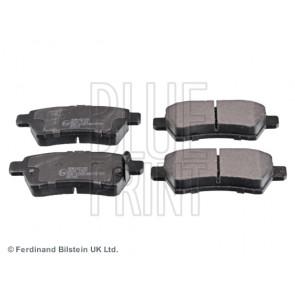 BORG /& BECK BBP2006 REAR BRAKE PADS fit Nissan Pathfinder 05